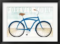 Framed Beach Cruiser Boys I