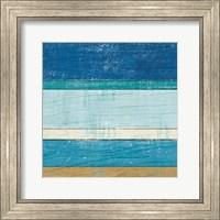 Framed Beachscape VI