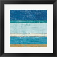 Framed Beachscape VI