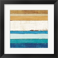 Framed Beachscape IV