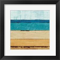Framed Beachscape III