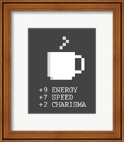 Framed Coffee Equipped