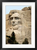 Framed South Dakota, Mount Rushmore Memorial