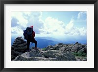 Framed Backpacking, Appalachian Trail, New Hampshire