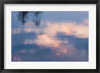 Framed Lake Winnepesauke, Moultonboro Neck, Moultonboro, New Hampshire
