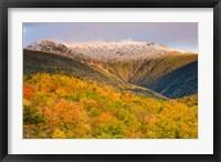 Framed Mt Lafayette, New Hampshire