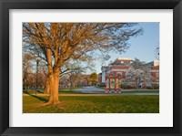 Framed Education, University of New Hampshire