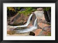 Framed Diana's Bath, Bartlett, New Hampshire