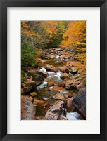 Framed Liberty Gorge, Franconia Notch State Park, New Hampshire