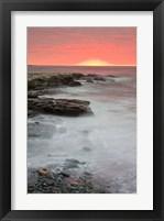 Framed Brenton Point SP, Newport, Rhode Island