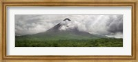 Framed Arenal Volcano National Park, Costa Rica