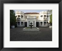 Framed Tintagel Hotel, Colombo, Sri Lanka
