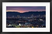 Framed Culver City, Los Angeles County, California
