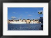 Framed Old Town, Stockholm, Sweden