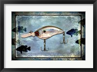 Framed Fishing - Big Mouth Lure