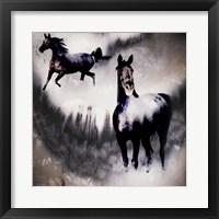 Black Mare - Dream 2 Framed Print