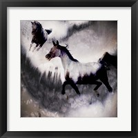 Black Mare - Dream 3 Framed Print