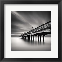 Framed Boscombe Pier