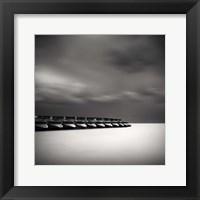 Framed Brighton Sea Defense
