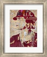 Framed Chanel