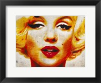Framed Marilyn
