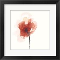 Framed Expressive Blooms IV
