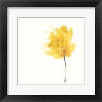Framed Expressive Blooms VII