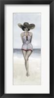 Beach Beauty III Framed Print