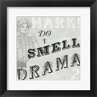 Framed Victorian Snark I