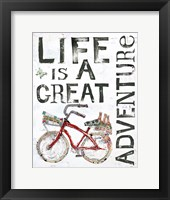 Framed Life is a Great Adventure