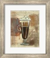 Framed Cafe Classico I Neutral