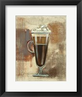 Framed Cafe Classico I Neutral