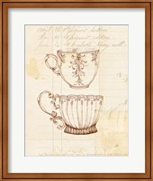 Framed Authentic Coffee IV