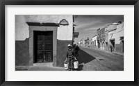 Framed San Miguel De Allende, Guanajuato, Mexico