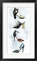 Shoe Lover II Framed Print