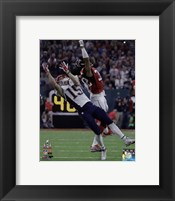 Framed Chris Hogan Super Bowl LI