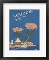 See South America V Framed Print