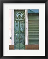 Framed Doors Abroad I