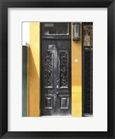 Framed Doors Abroad II