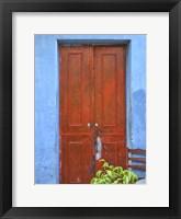 Framed Doors Abroad III