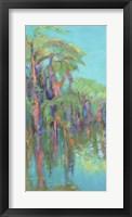 Rios de Colores I Framed Print