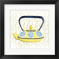 Framed Sweet Teapot II