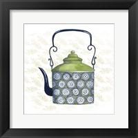 Framed Sweet Teapot IV