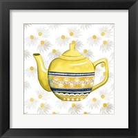 Framed Sweet Teapot V