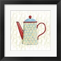 Framed Sweet Teapot VI