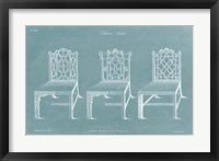 Framed Design for a Chair I