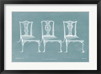 Framed Design for a Chair III