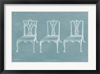 Framed Design for a Chair IV