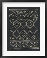 Udaka Study I Framed Print