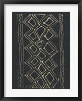 Udaka Study II Framed Print
